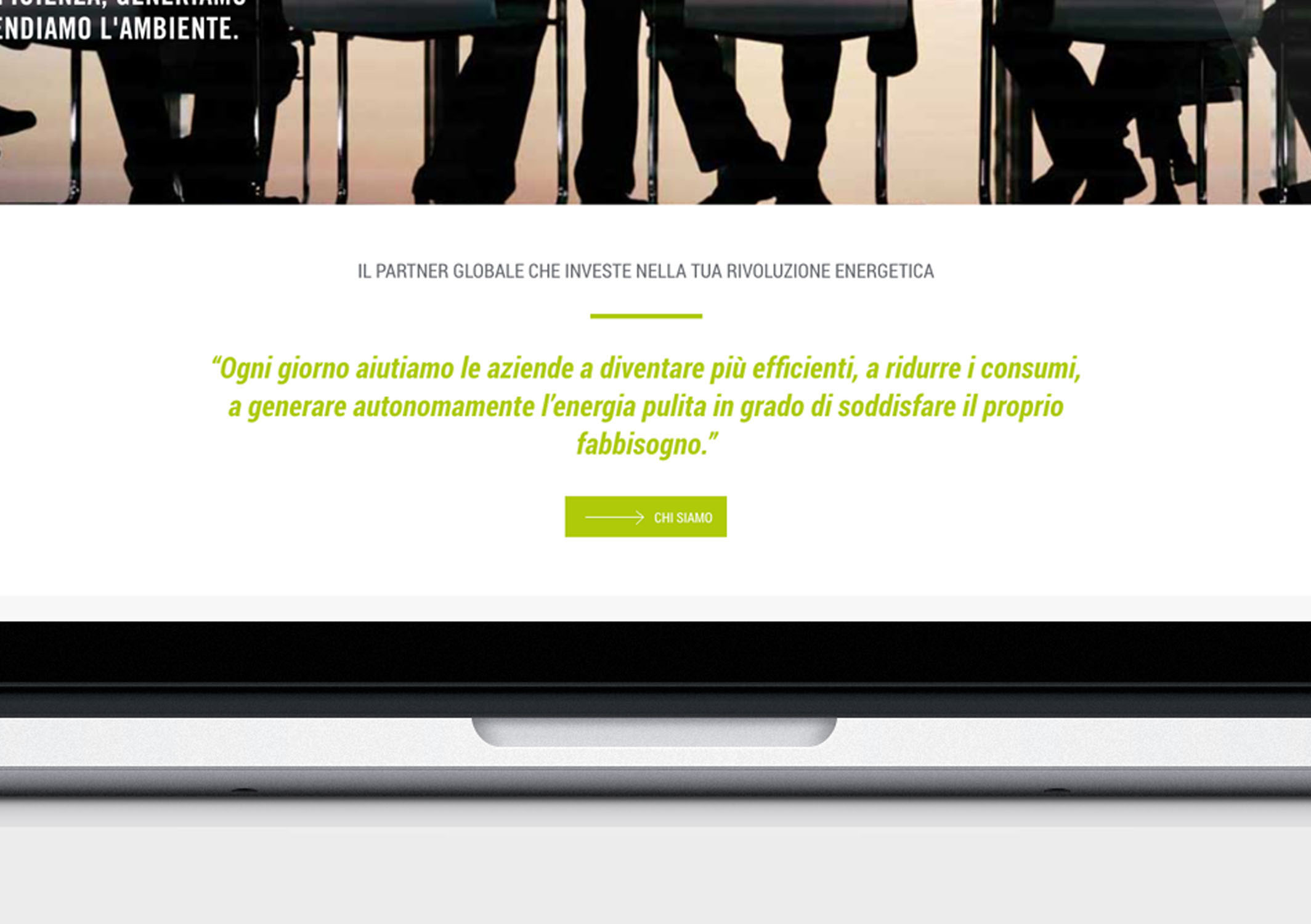 Responsive site for Samso