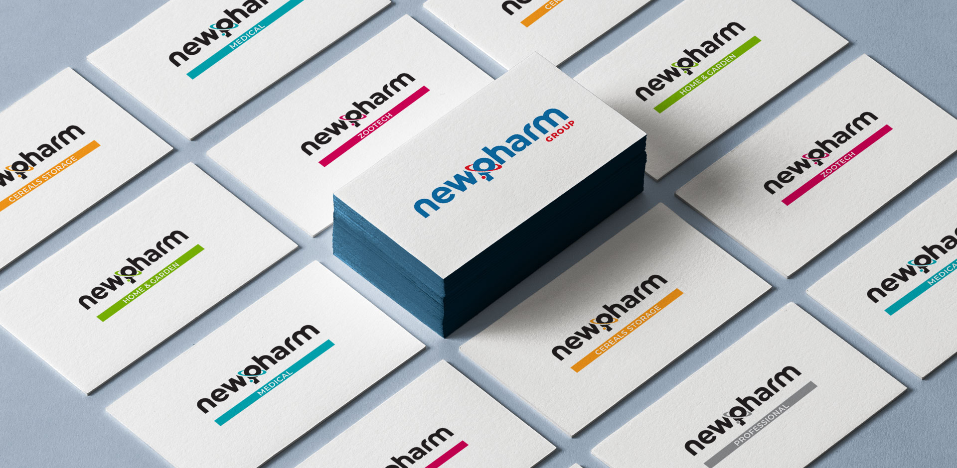 restyling brand Newpharm