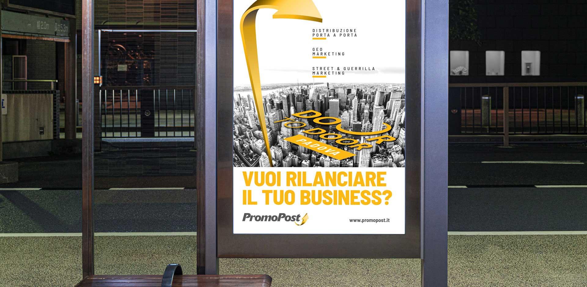 campagna pubblicitaria promopost